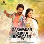 D. Imman - Saravanan Irukka Bayamaen (Original Motion Picture Soundtrack) artwork
