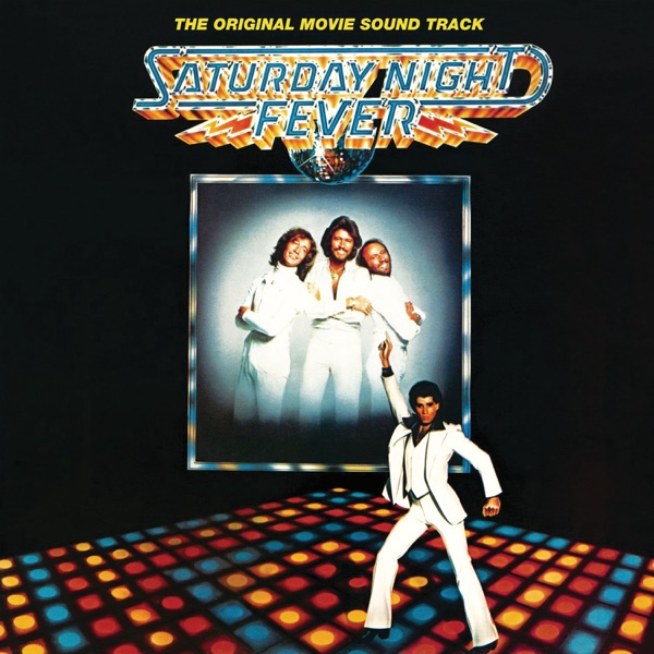 Cover art for Stayin' Alive
