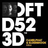 CamelPhat & Elderbrook - Cola artwork