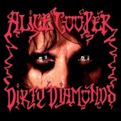 Alice Cooper - Dirty Diamonds artwork