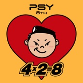 PSY - New Face artwork