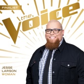 Woman (The Voice Performance) - Jesse Larson Cover Art