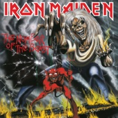 The Number of the Beast (2015 Remastered Edition) - Iron Maiden Cover Art