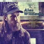 Alex Williams - Better Than Myself  artwork
