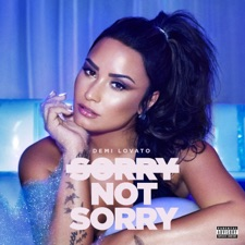 Sorry Not Sorry by Demi Lovato