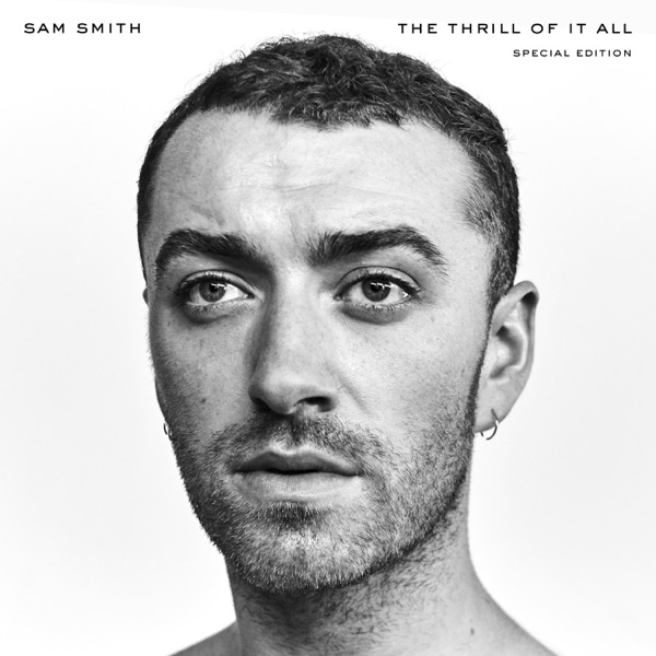 The Thrill of It All Special Edition Sam Smith CD cover