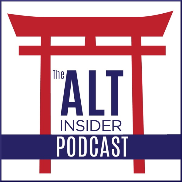 The ALT Insider Podcast | Have More Fun Working in Japan