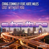 Craig Connelly - Lost Without You (feat. Kate Miles) artwork