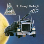 Def Leppard - On Through the Night  artwork