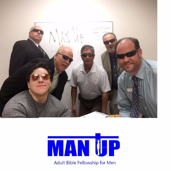 """Man-Up"" Spiritual Discussion for Men"