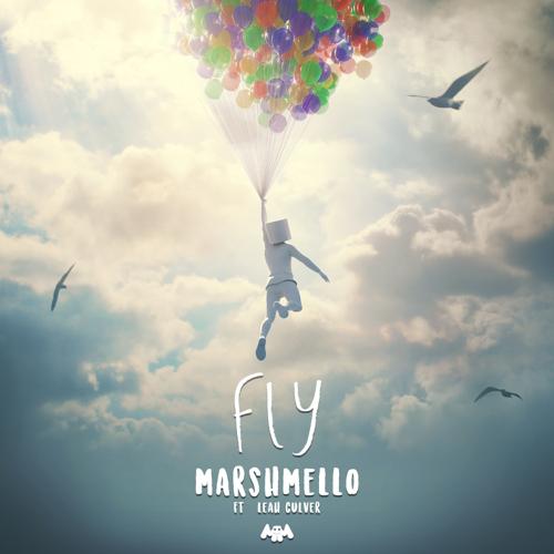 Fly (feat. Leah Culver) - Marshmello