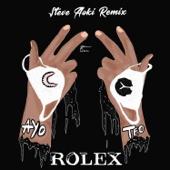 Ayo & Teo - Rolex (Steve Aoki Remix) artwork