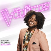 Gravity The Voice Performance Davon Fleming