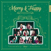 TWICE - Merry & Happy  artwork