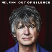 Neil Finn - Out of Silence  artwork