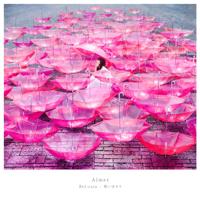 Aimer - Ref:rain / 眩いばかり - EP artwork