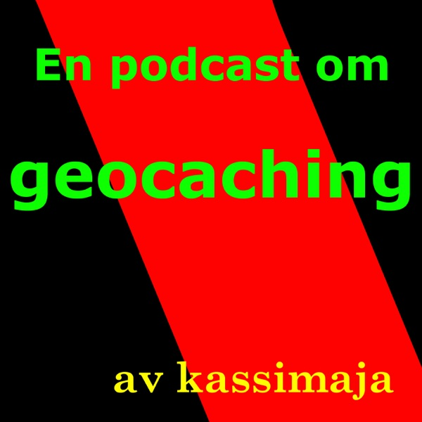 En podcast om geocaching