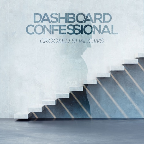 Crooked Shadows Dashboard Confessional CD cover