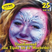Diverse artiesten - Vastelaovend van Eijsde tot de Mookerhei 25 kunstwerk