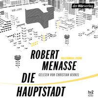 Robert Menasse - Die Hauptstadt artwork