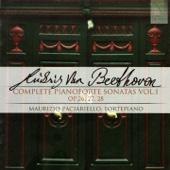 Beethoven: Complete Pianoforte Sonatas, Vol. 1 - Maurizio Paciariello
