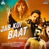 Atif Aslam & Shirley Setia - Jab Koi Baat - Recreated artwork