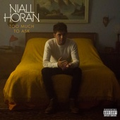 Niall Horan - Too Much to Ask artwork