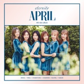 에이프릴 APRIL 4th Mini Album 'Eternity' - EP