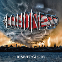 LOUDNESS - RISE TO GLORY -8118- artwork