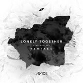 Avicii - Lonely Together (feat. Rita Ora) [Alan Walker Remix] Grafik