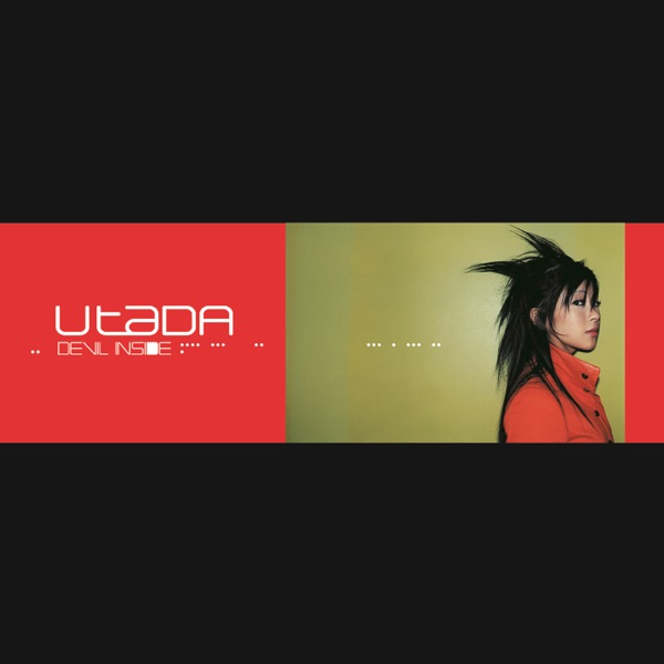 Devil Inside - Single Utada Hikaru CD cover