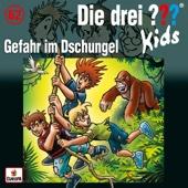 Die drei ??? Kids - Folge 62: Gefahr im Dschungel Grafik