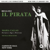 Maria Callas - Bellini: Il pirata (1959 - New York) - Callas Live Remastered Grafik