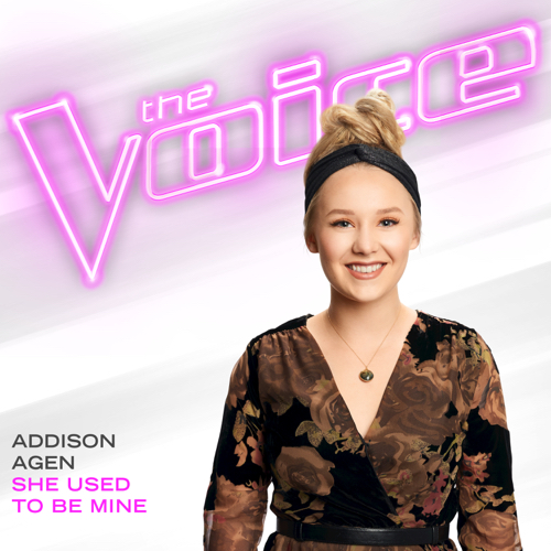 She Used To Be Mine (The Voice Performance) - Addison Agen