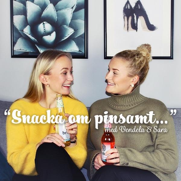 Snacka om pinsamts' podcast