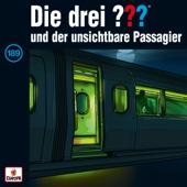 Die drei ??? - Folge 189: und der unsichtbare Passagier Grafik