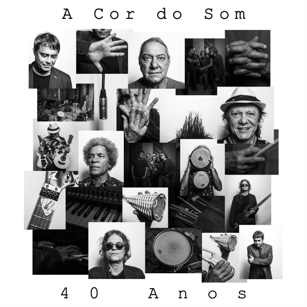 { ZIP/Mp3 ALBUM }A Cor do Som -A Cor do Som 40 Anos 2018 mp3 320 kbps