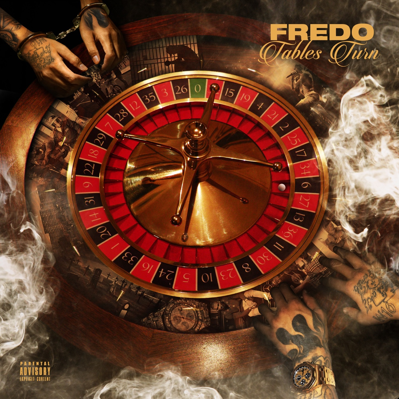 Fredo - Tables Turn Cover