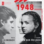 Laura van der Heijden & Petr Limonov - 1948: Russian Works for Cello & Piano kunstwerk