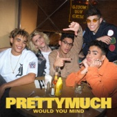 PRETTYMUCH - Would You Mind artwork