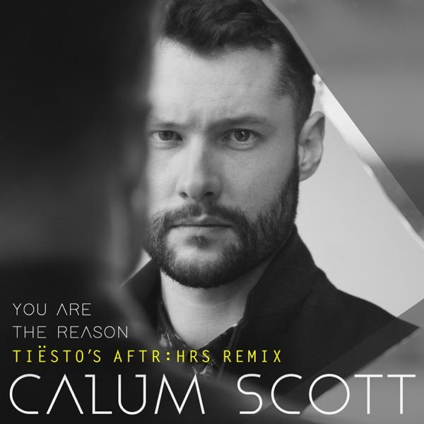 You Are the Reason Tiëstos AFTRHRS Remix - Single Calum Scott CD cover