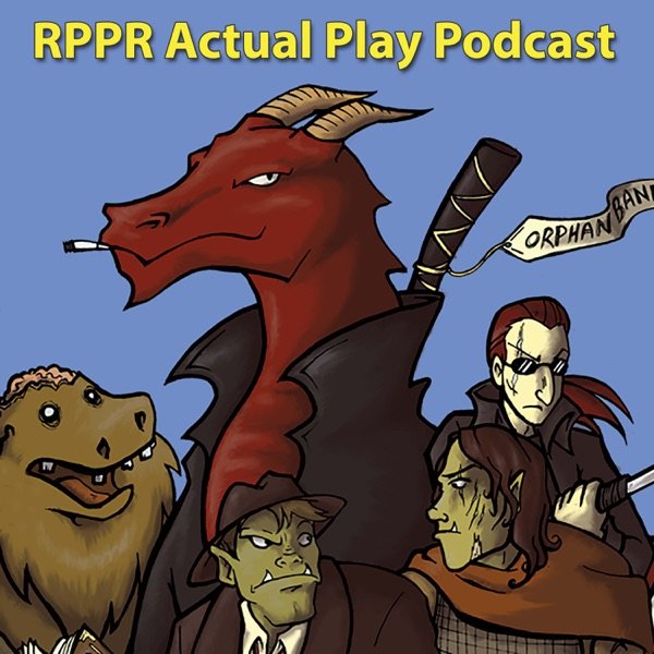 RPPR Actual Play