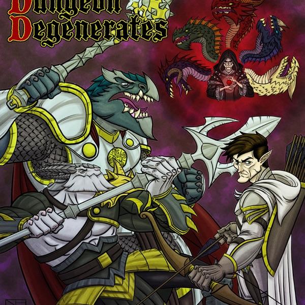 Dungeons & Degenerates