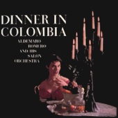 Dinner in Colombia