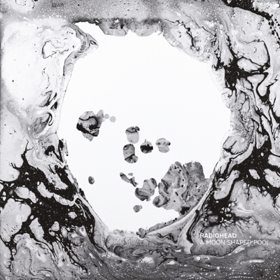 A Moon Shaped Pool - Album cover