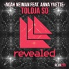 Toldja So (feat. Anna Yvette) [Extended Mix]
