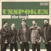 Follow Through - Unspoken Cover Art