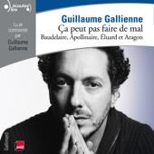 Baudelaire, Apollinaire, Éluard et Aragon lus et commentés par Guillaume Gallienne (Ça peut pas faire de mal 2) (Unabridged) - Guillaume Gallienne