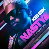 Kid Ink - Nasty (feat. Jeremih & Spice)  artwork
