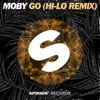 Go (HI-LO Remix Edit) - Single, Moby